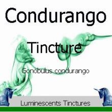 condurango-tincture-label
