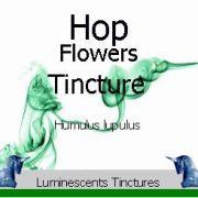 hop-flowers-tincture-label