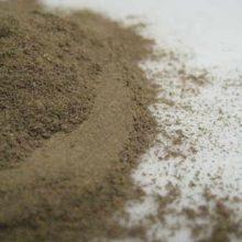 lady's mantle powder copyright d hugonin