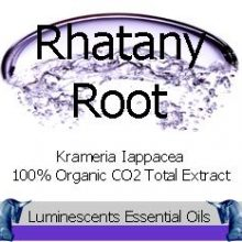 Rhatany Root CO2 Total Extract