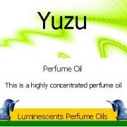 Yuzu Peerfume Oil Label copyright d hugonin