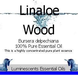 Linaloe Wood Essential Oil