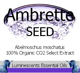 ambrette seed co2 Select Extract