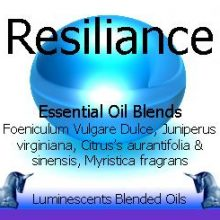 Resiliance blended oils copyright d hugonin