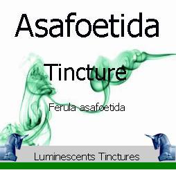 asafoetida tincture