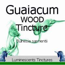 guaiacum wood tincture