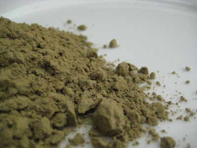 mistletoe powder copyright d hugonin