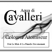 Aqua di Cavalleri