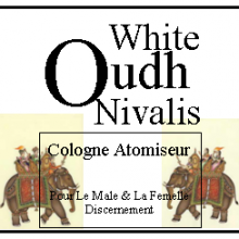 White Oudh Nivalis