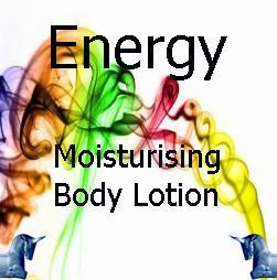 Energy Moisturising Body Lotion
