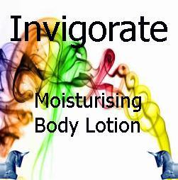 Invigorate Moisturising Body Lotion