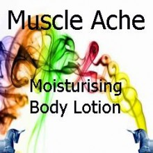Muscle Ache Moisturising Body Lotion