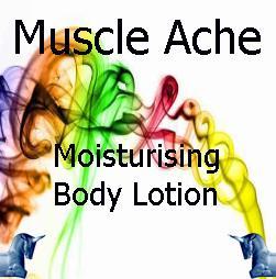 Muscle Ache Moisturising Body Lotion