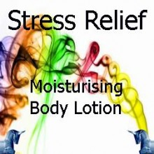 Stress Relief Moisturising Body Lotion
