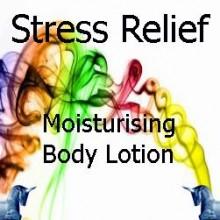 Stress Relief Moisturising Body Lotion