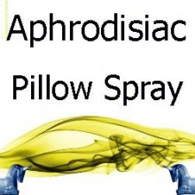 Aphrodisiac Body & Pillow Spray