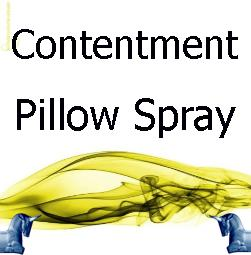 Contentment Pillow Spray