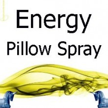 Energy Pillow Spray
