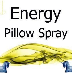 Energy Pillow Spray