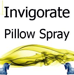 Invigorate Pillow Spray