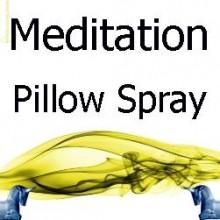 Meditation Pillow Spray
