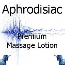 Aphrodisiac Premium Massage Lotion