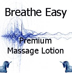 Breathe Easy Premium Massage Lotion