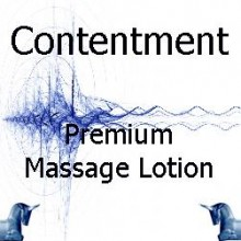 Contentment Premium Massage Lotion