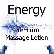 Energy Premium Massage Lotion