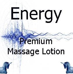 Energy Premium Massage Lotion