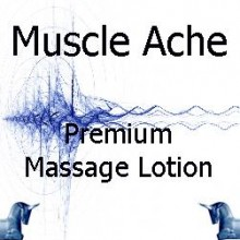 Muscle Ache Premium Massage Lotion