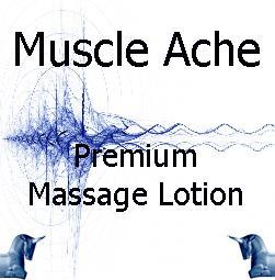 Muscle Ache Premium Massage Lotion
