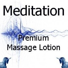 Meditation Premium Massage Lotion