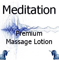 Meditation Premium Massage Lotion