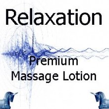 Relaxation Premium Massage Lotion