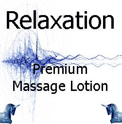 Relaxation Premium Massage Lotion