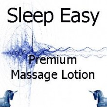 Sleep easy Premium Massage Lotion