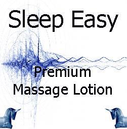 Sleep easy Premium Massage Lotion