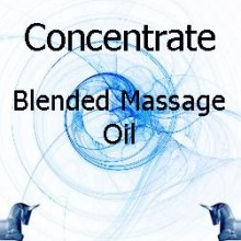 Concentrate Massage Oil 02
