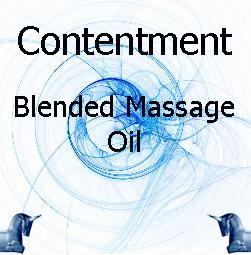 Contentment Massage Oil 02
