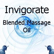 Invigorate Massage Oil 02