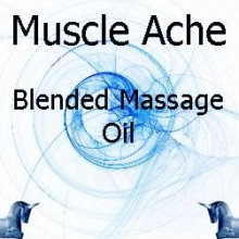 Muscle Ache Massage Oil 02