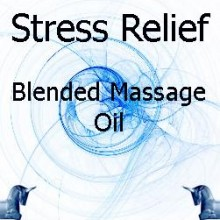 Stress Relief Massage Oil 02