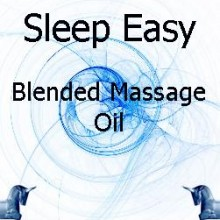 sleep easy Massage Oil 02