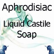 Aphrodisiac Hand Wash Gel
