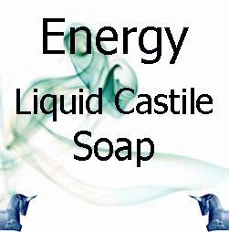 Energy Hand Wash Gel