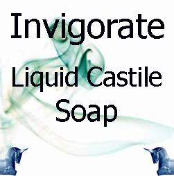 Invigorate Hand Wash Gel
