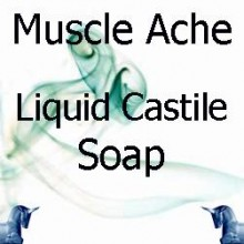 Muscle Ache Hand Wash Gel