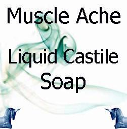 Muscle Ache Hand Wash Gel