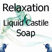 Relaxation Hand Wash Gel